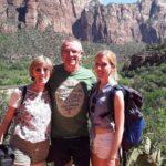 Zion National Park mit meinen Eltern